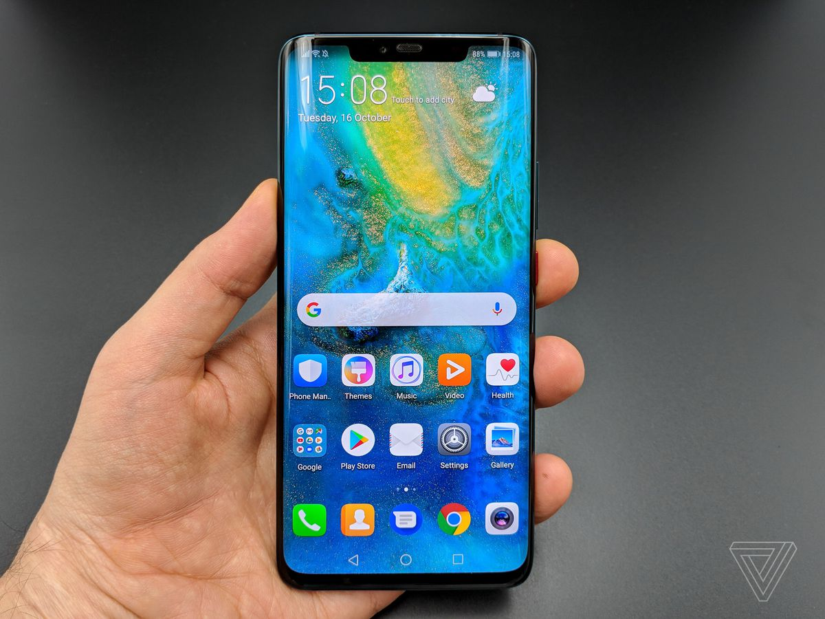 October Hands-On Review: Introducing The Huawei Mate 20 ...